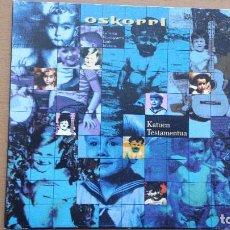 Discos de vinilo: OSKORRI MARI ANDRESAN KOROTZA SINGLE. Lote 62127956