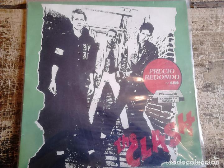 THE CLASH (Música - Discos - LP Vinilo - Punk - Hard Core)