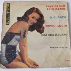 Discos de vinilo: ORQUESTA FRANK WEIR - EL CURACA. Lote 62154708
