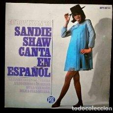 Discos de vinilo: SANDIE SHAW (EP EUROVISION 1967) -MARIONETAS EN LA CUERDA (EN ESPAÑOL). Lote 66838511