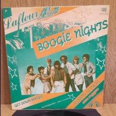 Discos de vinilo: LA FLEUR. BOOGIE NIGHTS. SPECIAL REMIX. MAXI SG / CFE - 1983 / MBC. ***/***. Lote 62176440