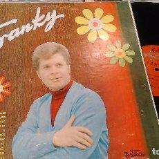 Discos de vinilo: FRANKY LP VENEZUELA. Lote 62177040