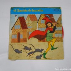 Discos de vinilo: EL FLAUTISTA DE HAMELIN. TDKDS7. Lote 62179236