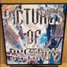 Discos de vinilo: PICTURES OF DESTROY. MAXI SG / Z DISCOS - 1994 / MBC. ***/***. Lote 62179484