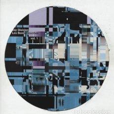 Discos de vinilo: JOY DIVISION * LP 180G. PICTURE DISC * LES BAINS DOUCHES VOL. 1 * ITALY * RARE * NUEVO. Lote 62210192