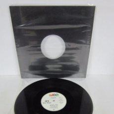 Dischi in vinile: HOWARD JONES - WHAT IS LOVE - MAXI 3 TEMAS - WEA 84 - PROMO - CARPETA NEUTRA. Lote 150316546