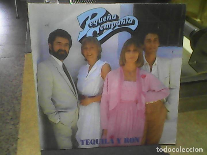 PEQUEÑA COMPAÑÍA- TEQUILA Y RON (Música - Discos de Vinilo - Maxi Singles - Grupos Españoles de los 70 y 80)