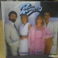 Discos de vinilo: PEQUEÑA COMPAÑÍA- TEQUILA Y RON. Lote 62213524