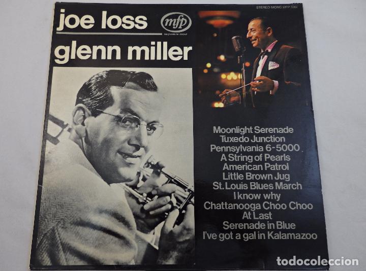 LP JOE LOSS AND HIS OSCHESTRA PLAYS GLENN MILLER (Música - Discos - LP Vinilo - Orquestas)