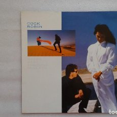 Discos de vinilo: COCK ROBIN - AFTER HERE THROUGHT MIDLAND LP 1987 EDICION ESPAÑOLA. Lote 62259188
