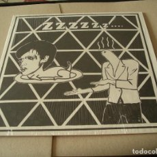 Discos de vinilo: SKULL KONTROL EP ZZZZZZ... TOUCH AND GO USA 2000 GRABADO A UNA CARA. Lote 62267780