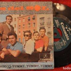 Discos de vinilo - LOS DEL SOL -L'Orologio / Yummy, Yummy, Yummy-1968 PROMO 7 SINGLE(NM/NM) d - 62269392