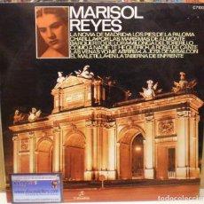 Discos de vinilo: MARISOL REYES - LP RECOPILATORIO DEL SELLO COLUMBIA (C 7100) - 1971. Lote 62279736