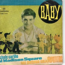 EP 1962 MADE IN SPAIN - BABY - POPOTITOS + 3
