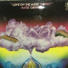Discos de vinilo: MAGIC CARPET-LOVE ON THE MAGIC CARPET-PROMO-NUEVO-1978-DUO DINAMICO-MUY MUY RARO. Lote 62290400
