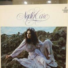 Discos de vinilo: NYDIA CARO-1978-MUY RARO-PROMOCIONAL-NUEVO. Lote 121568538