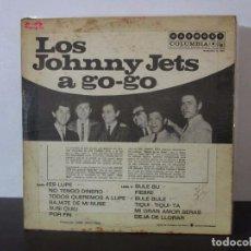 Discos de vinilo: LOS JOHNNY JETS A GO GO ES LUPE BULE BU NO TENGO DINERO Y+ VINILO LP T31 G WU. Lote 62306060