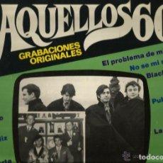 Discos de vinilo: LP AQUELLOS 60 VOLUMEN 5. Lote 62333584