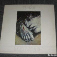 Discos de vinilo: LUIS EDUARDO AUTE - TEMPLO - DOBLE LP - ARIOLA - SPAIN - IBL -. Lote 62333708