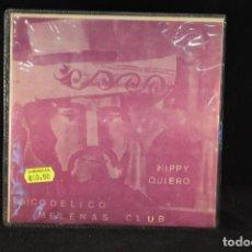 Discos de vinilo: FRANK MILLER Y SU ORQUESTA - SICODELICO / HIPPY / MELENAS CLUB / QUIERO - EP. Lote 62334752
