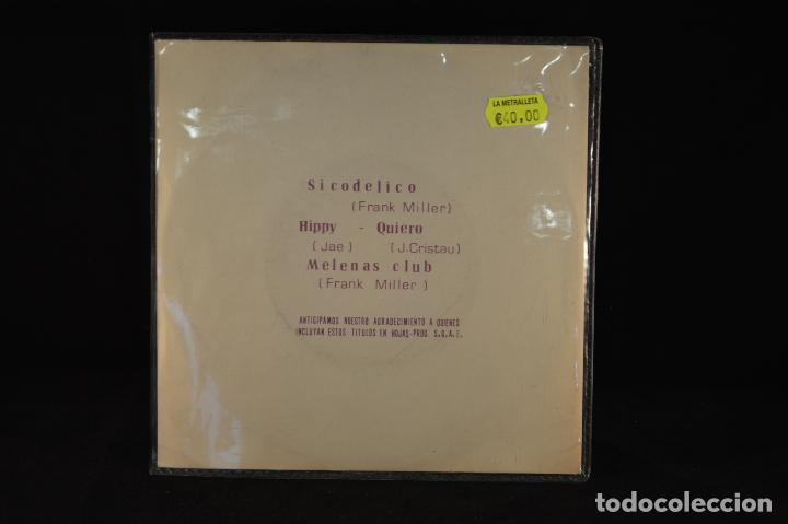 Discos de vinilo: Frank Miller y Su Orquesta - Sicodelico / Hippy / Melenas Club / Quiero - EP - Foto 2 - 62334752