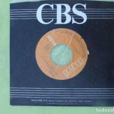 Discos de vinilo: ROSENDO - LOCO POR INCORDIAR / CORAZON (RCA, 1985) - PROMO RARO - PERFECTO ESTADO. Lote 62340836