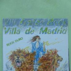Discos de vinilo: ESFINGE (2º PREMIO TROFEO ROCK VILLA MADRID) - DIOSA ESFINGE / GLADIADOR DEL ROCK - 1985 - NUEVO -. Lote 62348792