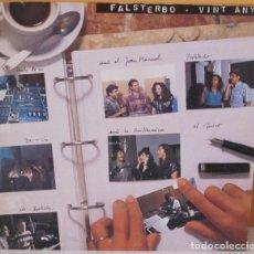 Discos de vinilo: FALSTERBO - VINT ANYS PDI - 1987 . Lote 62349728