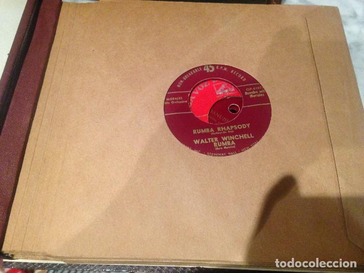 Discos de vinilo: ALBUM DISCOS DE VINILO DIFERENTES AUTORES ALGUNOS DE LA VOZ DE SU AMO. - Foto 3 - 62350320