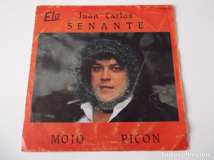 JUAN CARLOS SENANTE - MOJO PICON (Música - Discos - Singles Vinilo - Solistas Españoles de los 70 a la actualidad)