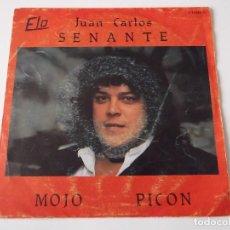 Discos de vinilo: JUAN CARLOS SENANTE - MOJO PICON. Lote 62356704