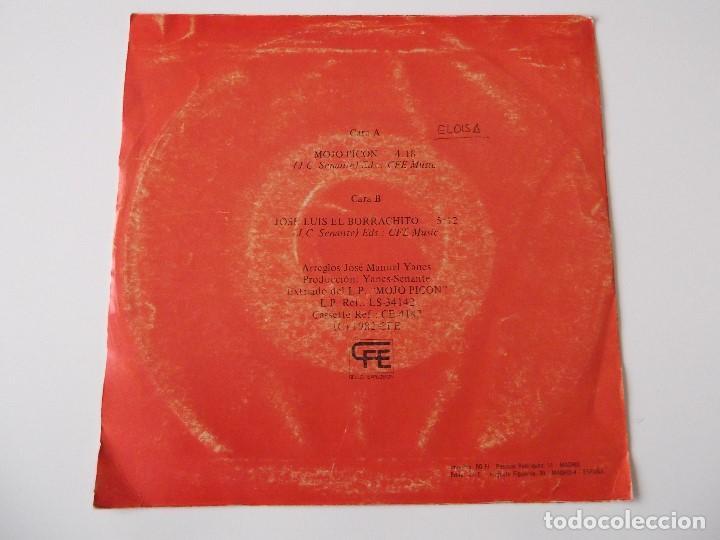 Discos de vinilo: JUAN CARLOS SENANTE - Mojo Picon - Foto 2 - 62356704