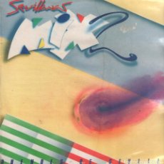 Discos de vinilo: SEVILLANAS MIX 2 - DUENDES DE SEVILLA / LP FONOMUSIC DE 1987 ,RF-667. Lote 62360788