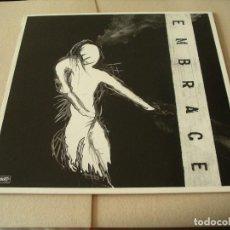 Discos de vinilo: EMBRACE LP SAME DISCHORD RECORDS ORIGINAL USA 1987 + ENCARTE. Lote 62366496
