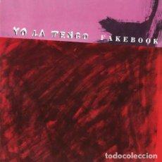 Discos de vinilo: LP YO LA TENGO FAKEBOOK VINYL MP3 DOWNLOAD. Lote 115461460