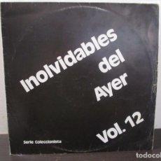 Discos de vinilo: JORGE OMAR EDUARDO FARREL RAUL MONTERO FERNANDO TORRES MERCEDES SIMONE Y+ VINILO LP T33. Lote 62399612