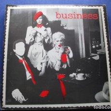 Discos de vinilo: BUSINESS PRETTY FACE MAXI SPAIN 1983 PDELUXE. Lote 62402984