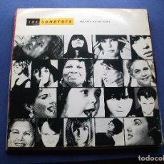 Discos de vinilo: THE SENATORS BROWNN EYED GIRL MAXI UK 1990 PDELUXE. Lote 62403108