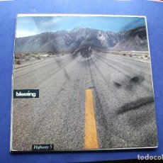 Discos de vinilo: THE BLESSING HIGHWAY 5 MAXI UK 1990 PDELUXE . Lote 62403392