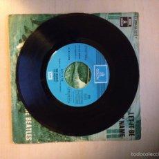 Discos de vinilo: !!! THE BEATLES !!! SINGLE REEDICIÓN. Lote 62404154
