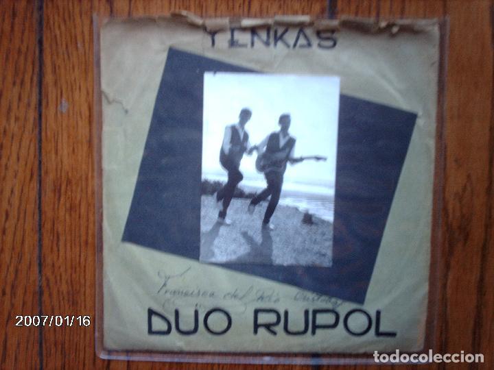 DUO RUPOL - LAS YENKAS (Música - Discos de Vinilo - EPs - Grupos Españoles 50 y 60)