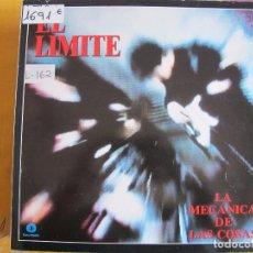 Discos de vinilo: LP - EL LIMITE - LA MECANICA DE LAS COSAS (SPAIN, FONOMUSIC 1991). Lote 62416172