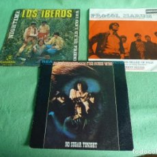 Discos de vinilo: BUEN LOTE SINGLE THE GUESS WHO AMERICAN WOMAN IBEROS PROCOL HARUM ROCK 60´S SG VINILO EP DISCO. Lote 62426692
