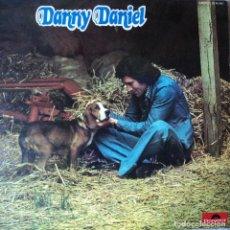 Discos de vinilo: DANNY DANIEL - POR EL AMOR DE UNA MUJER - EDICIÓN DE 1974 DE ESPAÑA. Lote 62431112