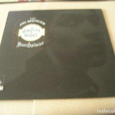 Discos de vinilo: THE JON SPENCER BLUES EXPLOSION LP NOW I GOT WORRY MUTE RECORDS ORIGINAL UK 1996 + FUNDA INTERIOR. Lote 62439724