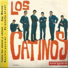 EP LOS CATINOS : TODOS LOS CHICOS Y CHICAS