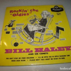 Discos de vinilo: BILL HALEY AND HIS COMETS. Lote 62481776