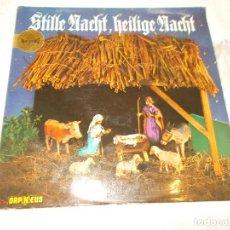 Discos de vinilo: STILLE NACHT, HEÍLÍGE NACHT. Lote 62496584
