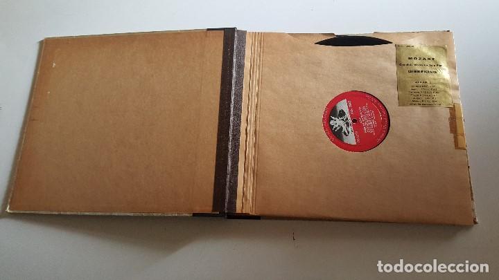 MOZART - COMPLETE WORKS FOR SOLO PIANO- GIESEKING - ANGEL RECORDS (Música - Discos - LP Vinilo - Clásica, Ópera, Zarzuela y Marchas)
