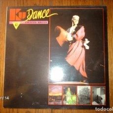 Discos de vinilo: CHICCO SECCI - KU DANCE . Lote 62499296